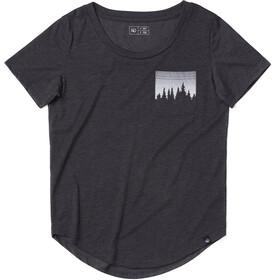 tentree Juniper Pocket T-Shirt Women Meteorite Black